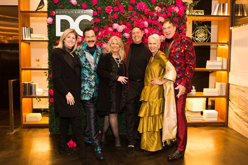St. Gregory Hosts Dc Modern Luxury Event