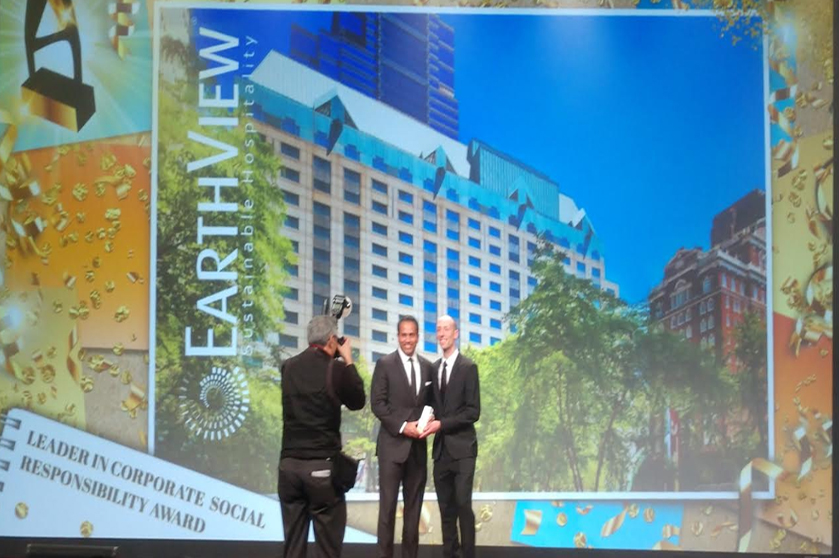 Earthview Wins Award For Corporate Social Responsibility