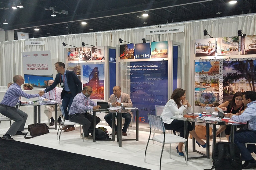 HHM Builds International Travel At IPW Convention