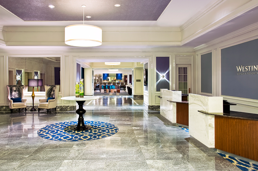 Westin Philadelphia Completes Transformation